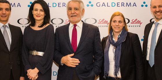Ο κ Φιλιώτης σε συνέντευξη τύπου για συνεργασία με Galderma | ΦΑΡΜΑΣΕΡΒ - ΛΙΛΛΥ