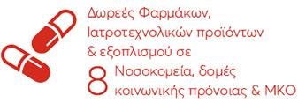 Η συνεισφορά μας στην κοινωνία ΛΙΛΛΥ-ΦΑΡΜΑΣΕΡΒ