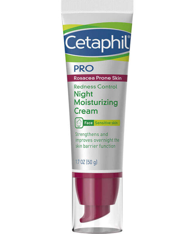 Cetaphil® Redness Relief Night Cream