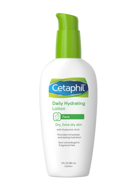 Cetaphil® Daily Hydrating Lotion with Hyaluronic acid